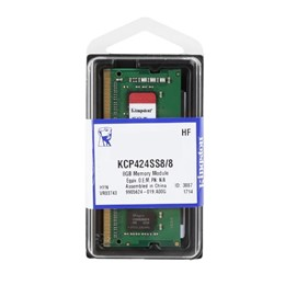 KINGSTON 4GB DDR4 2400MHZ SODIMM